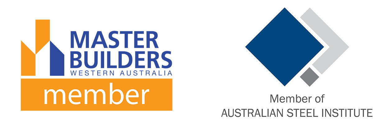 Master Builders Member & Member of Australian Steel Institute
